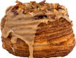 mags cronut with maple and bacon