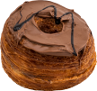 Mag's cronut with nutella