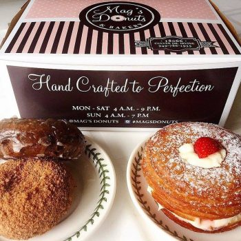 mag's donuts and bakery in irvine california
